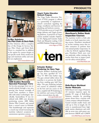 MN Jan-19#57 PRODUCTS Viega's Trades Education  Network Program The