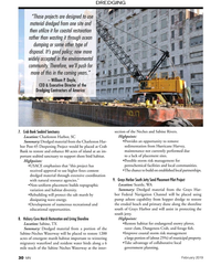 """MN Feb-19#30 DREDGING """"Those projects are designed to use  material"""
