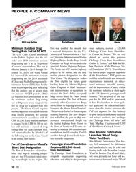 "MN Feb-19#56  the  Cruises & Events,"" said Rob McMa- of covered crewmembers"