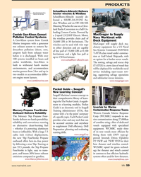 MN Feb-19#59 PRODUCTS Schoellhorn-Albrecht Delivers  Anchor winches &