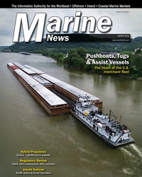 MN Mar-19#Cover The Information Authority for the Workboat • Offshore •