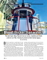 MN Mar-19#32 TOWING COMPANY PROFILE Blood: thicker than water? The late