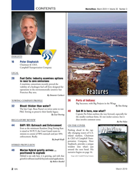MN Mar-19#2 .  Features Credit: Port of Indiana - Jeffersonville By Domenic