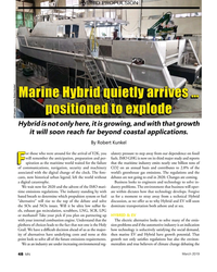 MN Mar-19#48 , navigation, security and machinery  CO2 on an annual basis