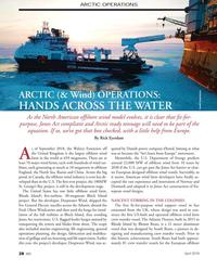 MN Apr-19#28 ARCTIC OPERATIONS ARCTIC (& Wind) OPERATIONS:  HANDS