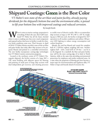 MN Apr-19#40  and reduced corrosion. By Joseph Keefe hen it comes to
