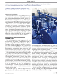 MN Apr-19#49  coating systems from Sherwin-Williams  in an inland waterway