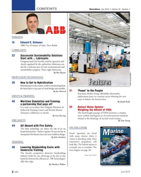 MN Jul-19#2  30   Number 7 INSIGHTS 14  Edward C. Schwarz  ABB Vice President