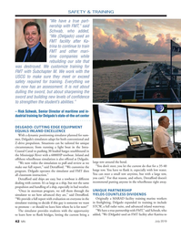 MN Jul-19#42  and  offshore wheelhouse simulation is also offered at Delgado