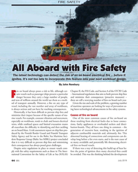 MN Jul-19#44  with Fire Safety The latest technology can detect the risk