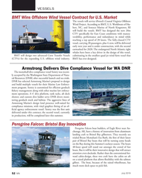 MN Jul-19#52 VESSELS BMT Wins Offshore Wind Vessel Contract for U.S.