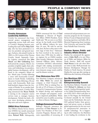 MN Jul-19#53 PEOPLE & COMPANY NEWS Crowley  OMSA Danfoss  Welch Remont