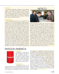 MN Aug-19#67  issues. The Company: Northeast Technical Services Co