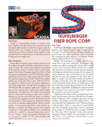 MN Aug-19#80  Case: FIBER ROPE CORP. Scania is a