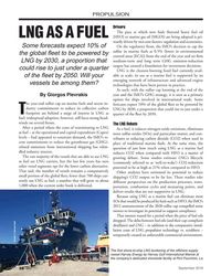 MN Sep-19#38 PROPULSION Drivers The pace at which new fuels (beyond