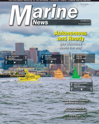 MN Oct-19#Cover   Sea Machines  leads the way Illinois Waterway ClosuresIllinois