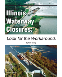MN Oct-19#26 ,  ACE Rock Island District Illinois  Waterway  Closures: Credit: