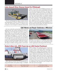 MN Oct-19#50 VESSELS Lake Assault River Rescue Vessel for Pittsburgh