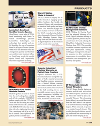 MN Oct-19#59 PRODUCTS Starrett Salutes  'Made in America'     The L.S.