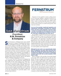 MN Nov-19#14 INSIGHTS Fernstrum set the standard in marine cooling