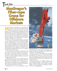 MN Nov-19#86  is in complete  contrast to steel wire-rope cranes.  combining