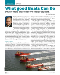 MN Dec-19#22 COLUMN OP/ED What good Boats Can Do (Much) more than