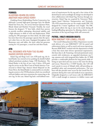 MN Dec-19#43 GREAT WORKBOATS ment of requirements for the tug and a