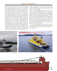 MN Dec-19#45 GREAT WORKBOATS toric agreement signed this year between