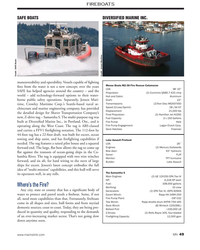 MN Dec-19#49 FIREBOATS SAFE BOATS DIVERSIFIED MARINE INC. Credit:  SAFE