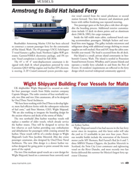 MN Jan-20#49 VESSELS Armstrong to Build Hat Island Ferry rior vessel