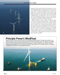 MN Jul-20#32 OFFSHORE WIND ing players and new entrants alike. We've