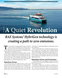 MN Jul-20#34 HYBRID DRIVES A Quiet Revolution  All American Marine BAE