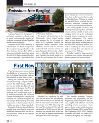 MN Jul-20#54 . Major  Interlake's Chairman James R. Barker,  feet long