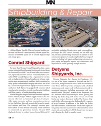 MN Aug-20#18 one hundred Shipbuilding & Repair Colonna's Shipyard