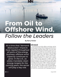 MN Aug-20#40 one hundred From Oil to  Offshore Wind,  Credit: Equinor Fol