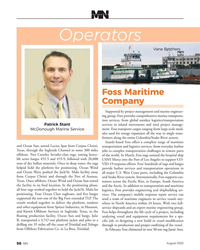 MN Aug-20#56 one hundred p Operators Vane Brothers  Foss Maritime