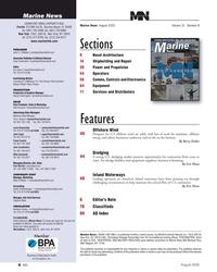 MN Aug-20#4 one hundred Marine News (ISSN#1087-3864) (USPS#013-952) Mari