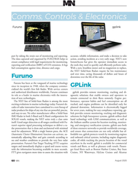 MN Aug-20#60 . gplink utilizes dual  SOLAS vessels, making the NXT series