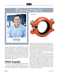 MN Aug-20#70 one hundred Equipment Victaulic Todd Nelson W&O Supply