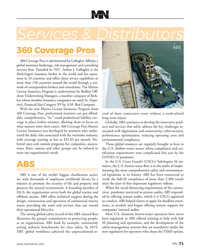 MN Aug-20#71  compliance of more than 2,200 vessels  mission to promote the