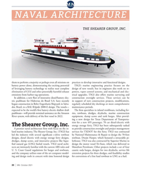 MN Oct-21#20 M N 0 0 1 NAVAL ARCHITECTURE THE SHEARER GROUP, INC.