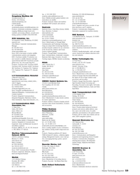 MT Jul-05#58 , TracVision G6-HP, TracVision G8, TracVision C3, Traphone