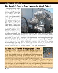 MT Oct-11#56  Seismic Multipurpose DavitsVestdavit was contracted by Mitsubishi