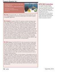 MT Sep-13#90  The Tech:  Sensors: The FSI ACM-PLUS is the next generation