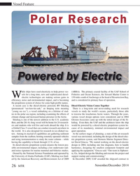 MT Nov-14#26  to help power ves- (ARRA).  The primary coastal facility