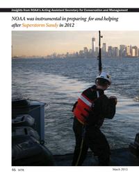 MT Mar-15#46   for and helping  af  er Superstorm Sandy in 2012 March 2015 46