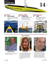 MT May-15#4 May 2015 Contents Volume 58 • Number 4 MOST 14 New Tech
