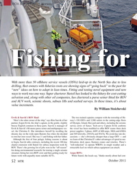 MT Oct-15#52 ROV & AUV Report: Norway Fishing for V With more than 50