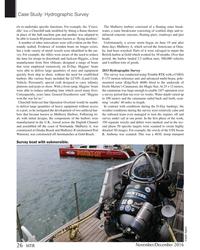 MT Nov-16#26 Case Study: Hydrographic Survey els to undertake speci? c