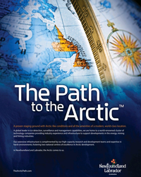MT Jan-17#29  in Arctic development. In Newfoundland and Labrador, the Arctic